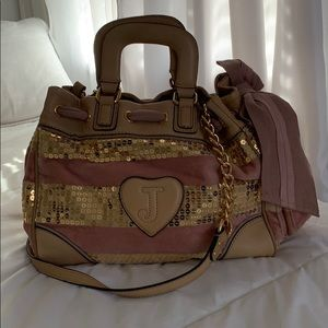 Vintage Juicy Couture Handbag!!